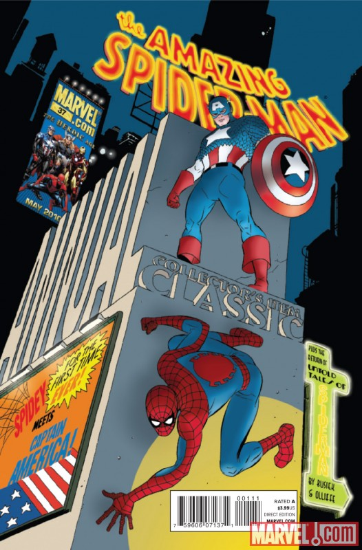 Amazing Spider-Man Annual #37