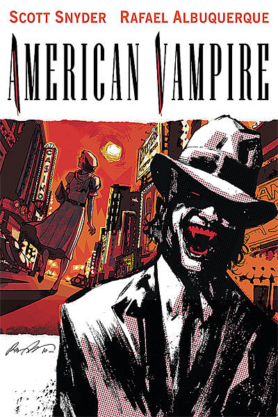 American Vampire #6