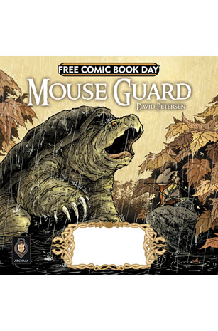 Mouse Guard/Fraggle Rock