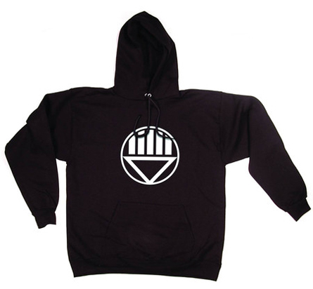 Blackest Night Hoodie