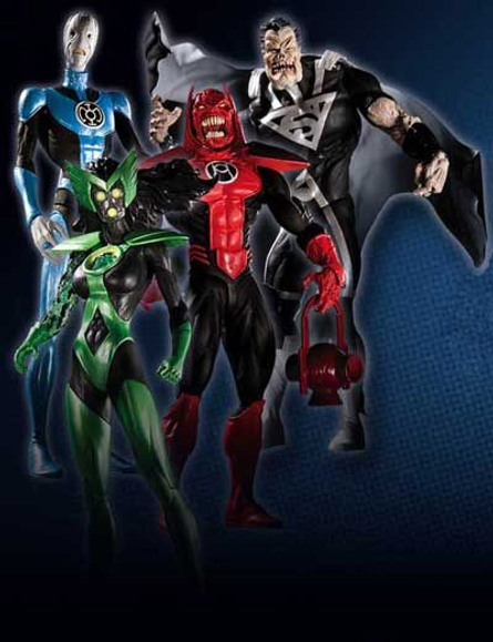 Blackest Night Series 1