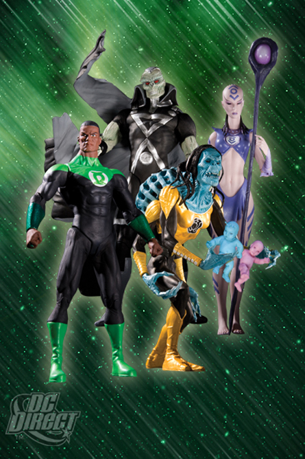 Blackest Night Series 2