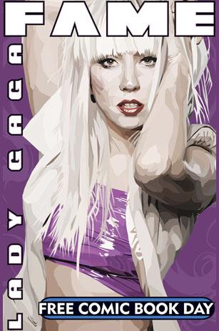 Fame Lady Gaga Bluewater