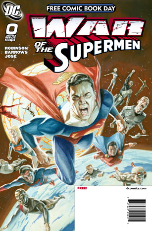 War of the Supermen #0