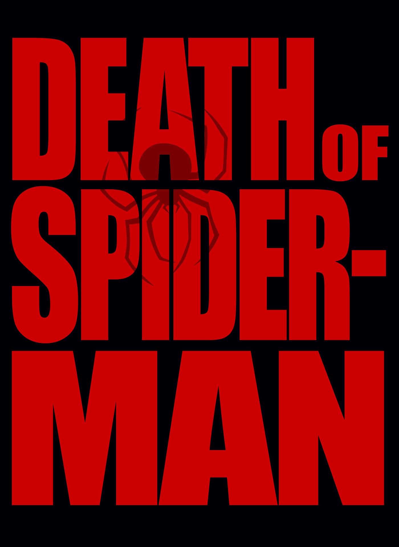 The Death of Spider-Man