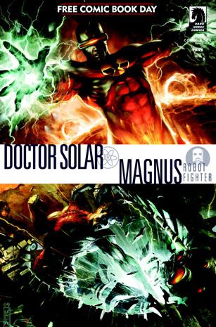 Doctor Solar/Magnus