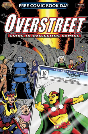 Overstreet Guide to Collecting Comics