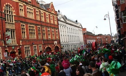 CraveOnline Conquers Dublin on St. Patrick's Day