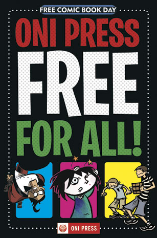 Oni Press Free For All #1