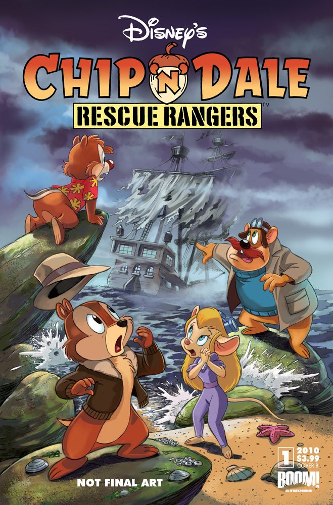 Chip N' Dales Rescue Rangers