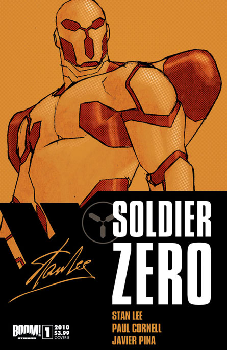 Soldier Zero #1