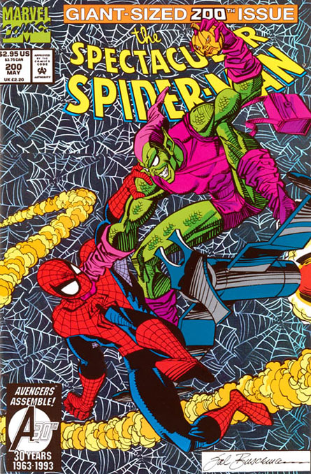 Spectacular Spider-Man #200