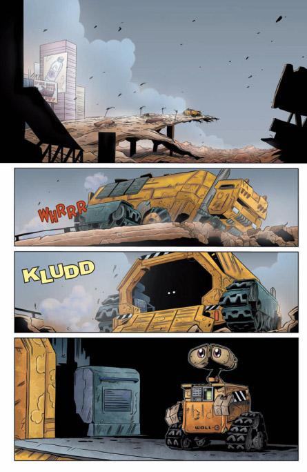 Wall-E #0