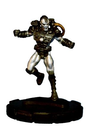 Marvel Heroclix: War Machine
