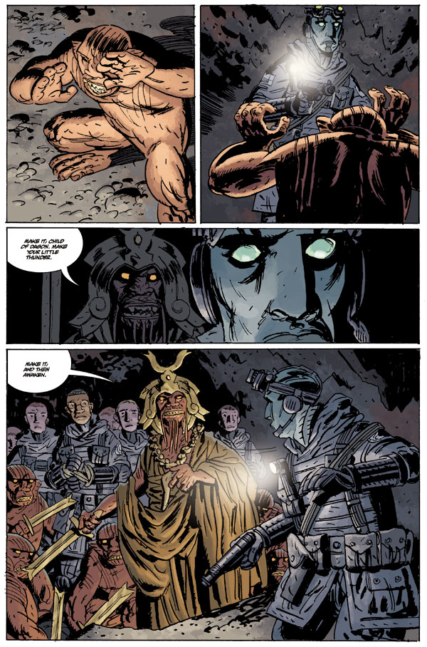 BPRD: King of Fear #3