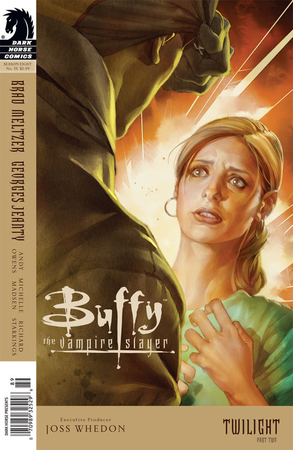 Buffy the Vampire Slayer: Season Eight #33