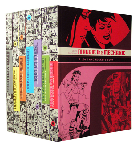 The Complete Love & Rockets