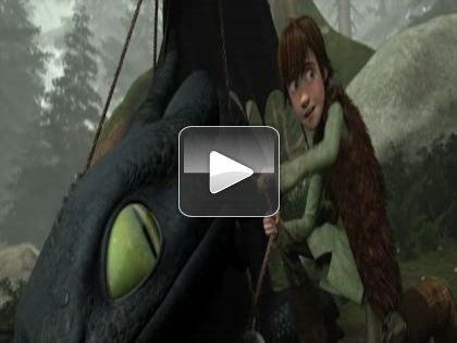 Update: The Trailer for How to Train Your Dragon !
