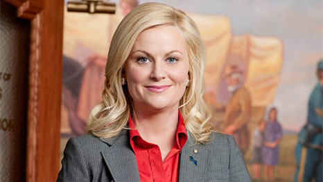 Amy Poehler returns to 'Parks and Recreation'