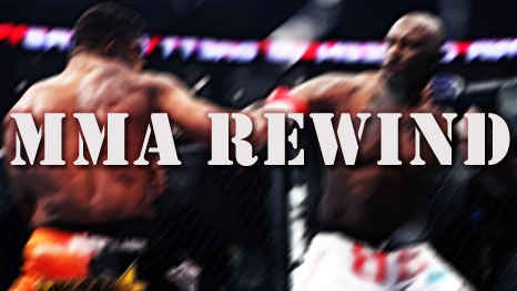 MMA Rewind: Fight for the Troops 2