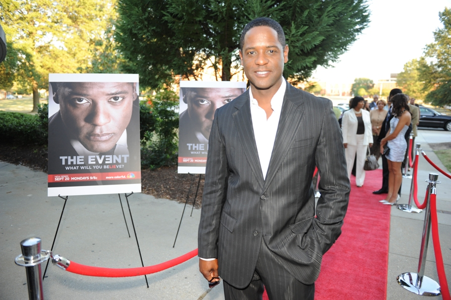 Blair Underwood on 'Homework' and 'The Event'