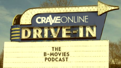The B-Movies Podcast #2 – 'Rectum'