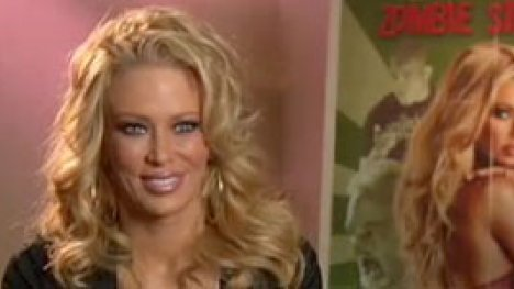 Jenna Jameson looked downright wholesome in person.