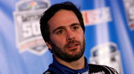 Jimmie Johnson - NASCAR's reigning Cup champion