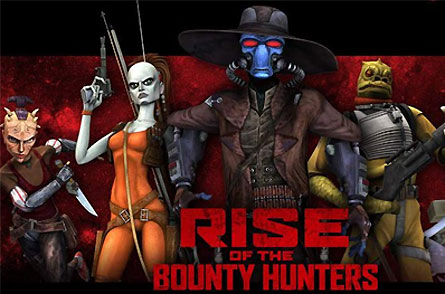 Star Wars: The Clone Wars The Bounty Hunters