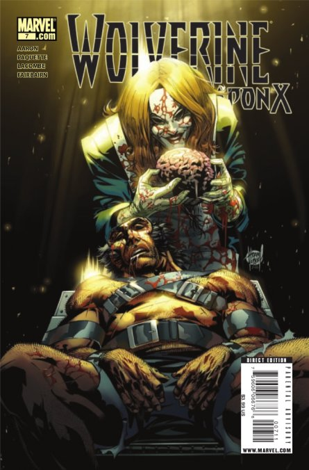 Wolverine: Weapon X #7