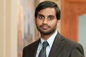 Aziz Ansari on 'Parks and Recreation'