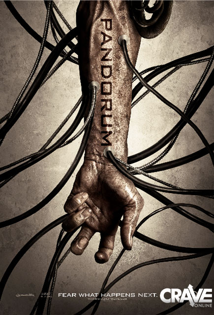 First Look at the  Pandorum  Poster