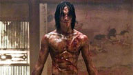 Rain stars in Ninja Assassin