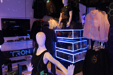 tron shop inside