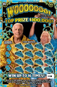 The 12 Days of Jesus H. Christmas: Day 1 - Ric Flair still can't keep his finances straight